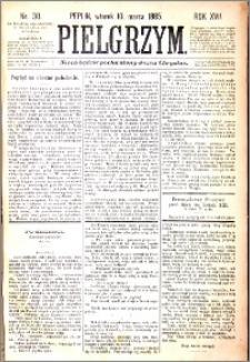 Pielgrzym, pismo religijne dla ludu 1885 nr 30