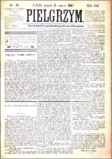 Pielgrzym, pismo religijne dla ludu 1885 nr 39