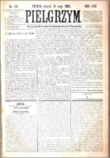 Pielgrzym, pismo religijne dla ludu 1885 nr 59
