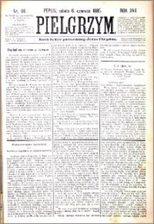 Pielgrzym, pismo religijne dla ludu 1885 nr 66