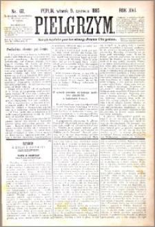 Pielgrzym, pismo religijne dla ludu 1885 nr 67