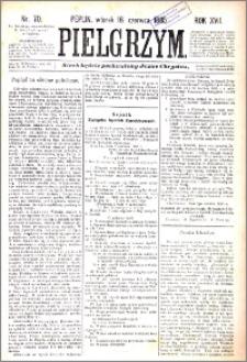Pielgrzym, pismo religijne dla ludu 1885 nr 70