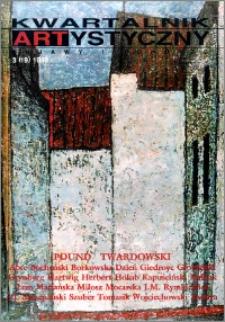 Kwartalnik Artystyczny : Kujawy i Pomorze 1998 nr 3(19)