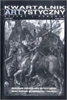 Kwartalnik Artystyczny : Kujawy i Pomorze 2000 nr 4(28)