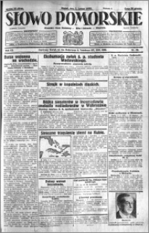 Słowo Pomorskie 1932.02.05 R.12 nr 28