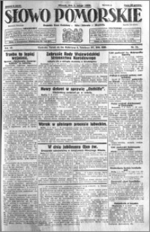 Słowo Pomorskie 1932.02.09 R.12 nr 31
