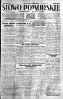 Słowo Pomorskie 1932.02.11 R.12 nr 33
