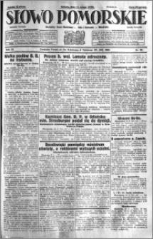 Słowo Pomorskie 1932.02.13 R.12 nr 35