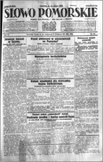 Słowo Pomorskie 1932.02.25 R.12 nr 45