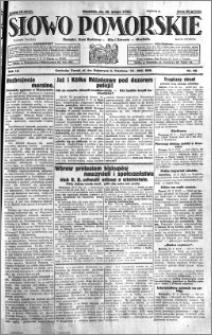 Słowo Pomorskie 1932.02.28 R.12 nr 48