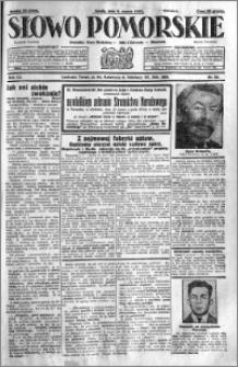 Słowo Pomorskie 1932.03.09 R.12 nr 56