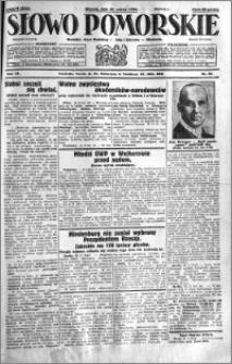 Słowo Pomorskie 1932.03.15 R.12 nr 61
