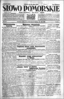 Słowo Pomorskie 1932.03.22 R.12 nr 67
