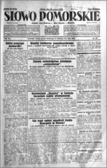 Słowo Pomorskie 1932.03.25 R.12 nr 70