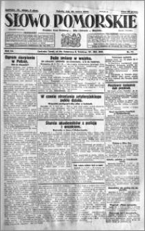 Słowo Pomorskie 1932.03.26 R.12 nr 71