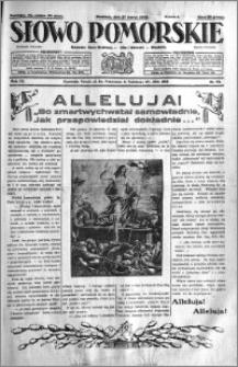 Słowo Pomorskie 1932.03.27 R.12 nr 72
