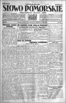Słowo Pomorskie 1932.03.30 R.12 nr 73