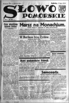 Słowo Pomorskie 1932.07.02 R.12 nr 149