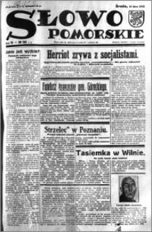 Słowo Pomorskie 1932.07.13 R.12 nr 158