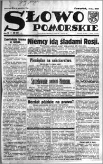 Słowo Pomorskie 1932.07.14 R.12 nr 159