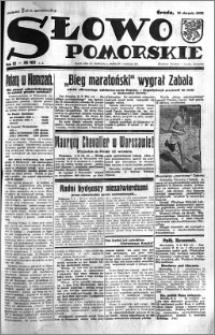 Słowo Pomorskie 1932.08.10 R.12 nr 182