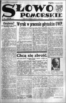 Słowo Pomorskie 1932.09.02 R.12 nr 201