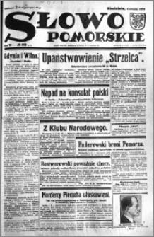 Słowo Pomorskie 1932.09.04 R.12 nr 203
