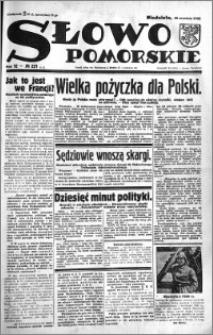 Słowo Pomorskie 1932.09.25 R.12 nr 221