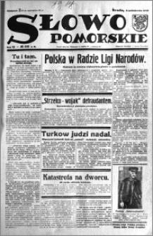 Słowo Pomorskie 1932.10.05 R.12 nr 229