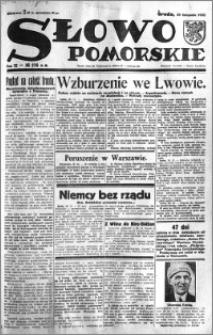 Słowo Pomorskie 1932.11.30 R.12 nr 276