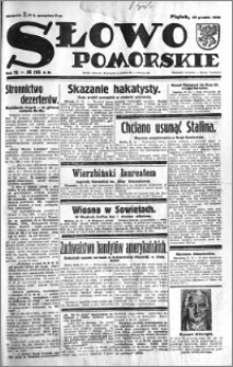 Słowo Pomorskie 1932.12.23 R.12 nr 295