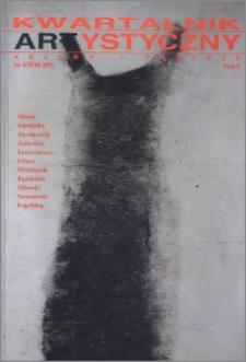 Kwartalnik Artystyczny : Kujawy i Pomorze 2002 nr 4(36)