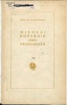 Mikołaj Kopernik jako ekonomista