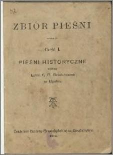 Zbiór pieśni. Cz. 1, Pieśni historyczne