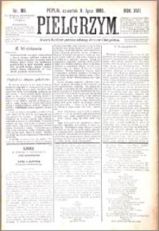 Pielgrzym, pismo religijne dla ludu 1885 nr 80