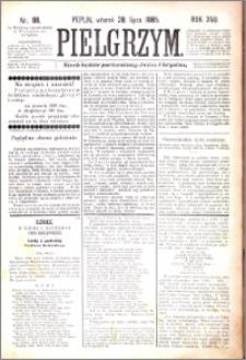 Pielgrzym, pismo religijne dla ludu 1885 nr 88