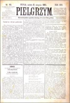 Pielgrzym, pismo religijne dla ludu 1885 nr 93