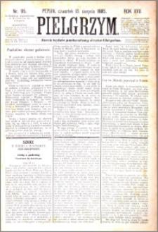 Pielgrzym, pismo religijne dla ludu 1885 nr95