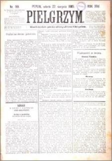 Pielgrzym, pismo religijne dla ludu, R. XVII (1885)