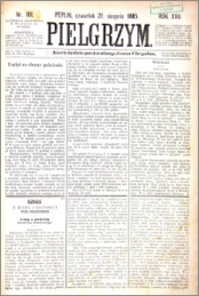Pielgrzym, pismo religijne dla ludu 1885 nr 101