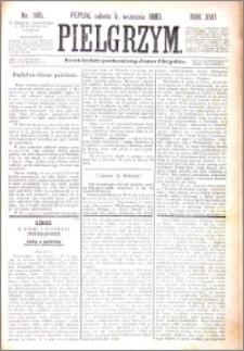 Pielgrzym, pismo religijne dla ludu 1885 nr 105
