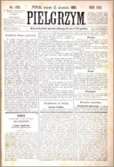 Pielgrzym, pismo religijne dla ludu 1885 nr 109