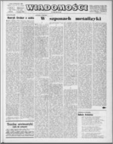 Wiadomości, R. 23 nr 44 (1179), 1968