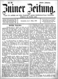 Zniner Zeitung 1889.03.02 R.2 nr 18