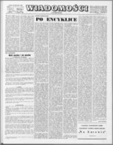 Wiadomości, R. 23 nr 46 (1181), 1968