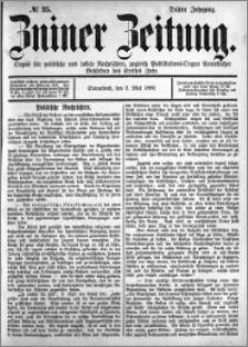 Zniner Zeitung 1890.05.03 R.3 nr 35