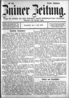 Zniner Zeitung 1890.07.05 R.3 nr 52
