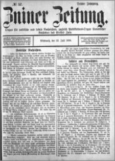 Zniner Zeitung 1890.07.23 R.3 nr 57