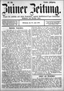 Zniner Zeitung 1890.07.30 R.3 nr 59