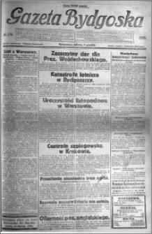 Gazeta Bydgoska 1923.12.01 R.2 nr 276